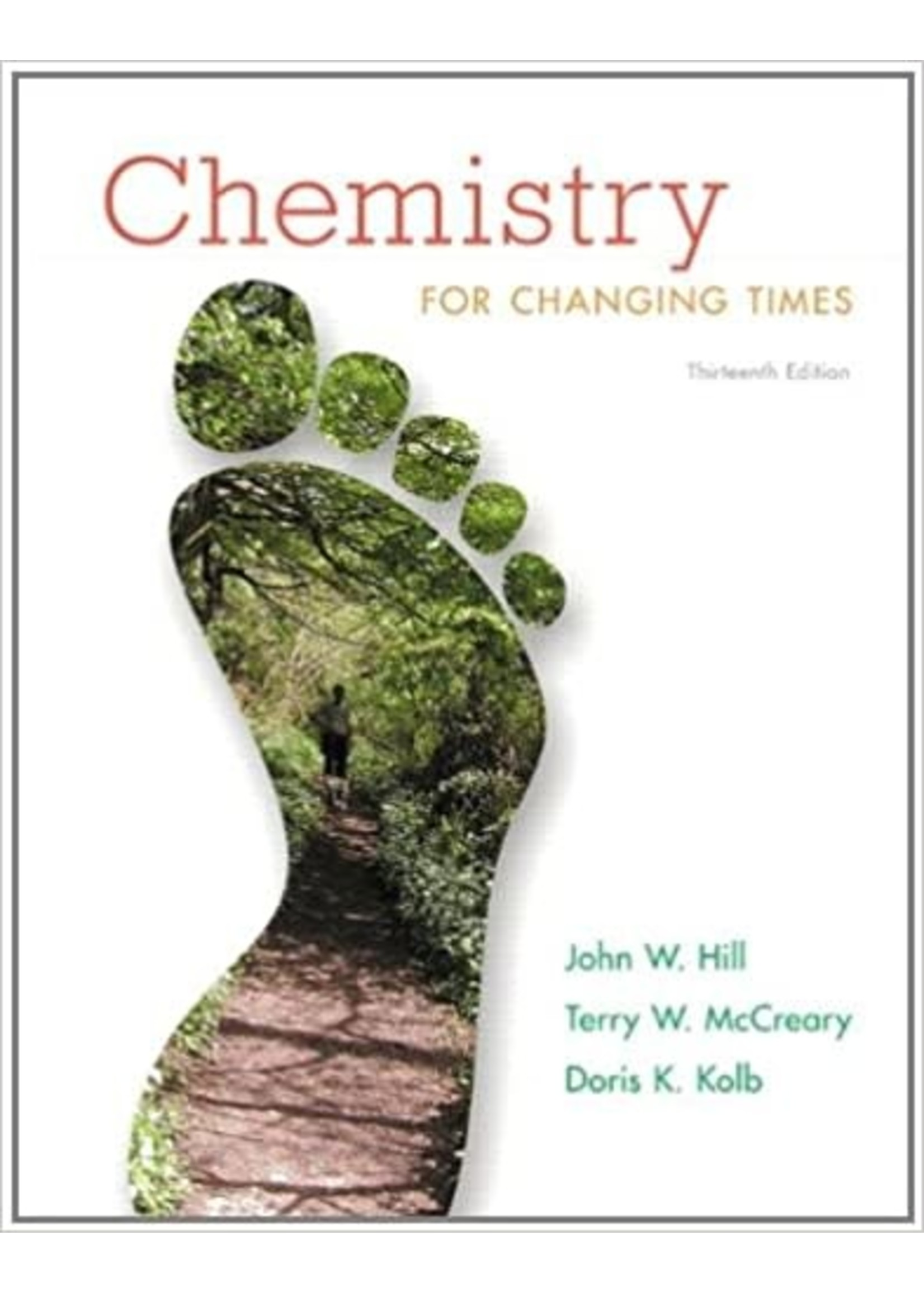 CHEM100 HILL CHEMISTRY FOR THE CHANGING TIMES