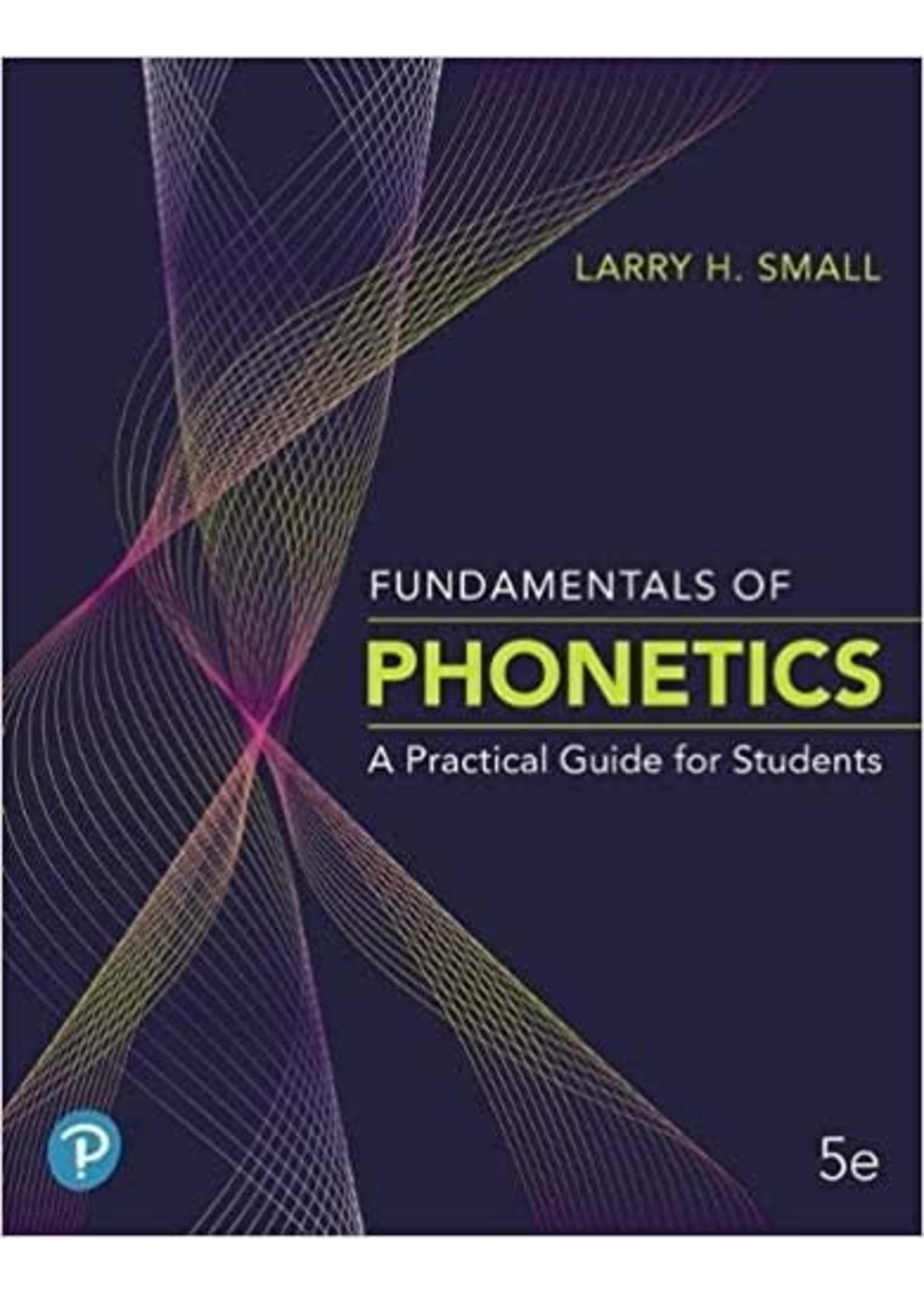CSD253  FUNDAMENTALS OF PHONETICS