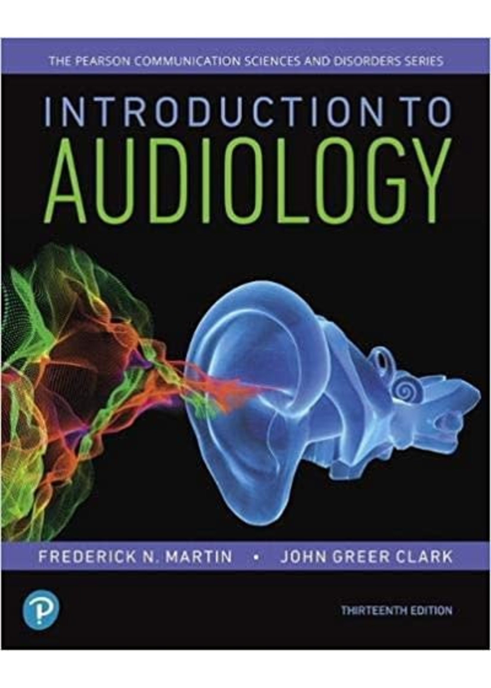CSD475 INTRODUCTION TO AUDIOLOGY