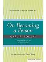 EDC502 ON BECOMING A PERSON