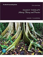 EDC597 FAMILY THERAPT:HISTORY