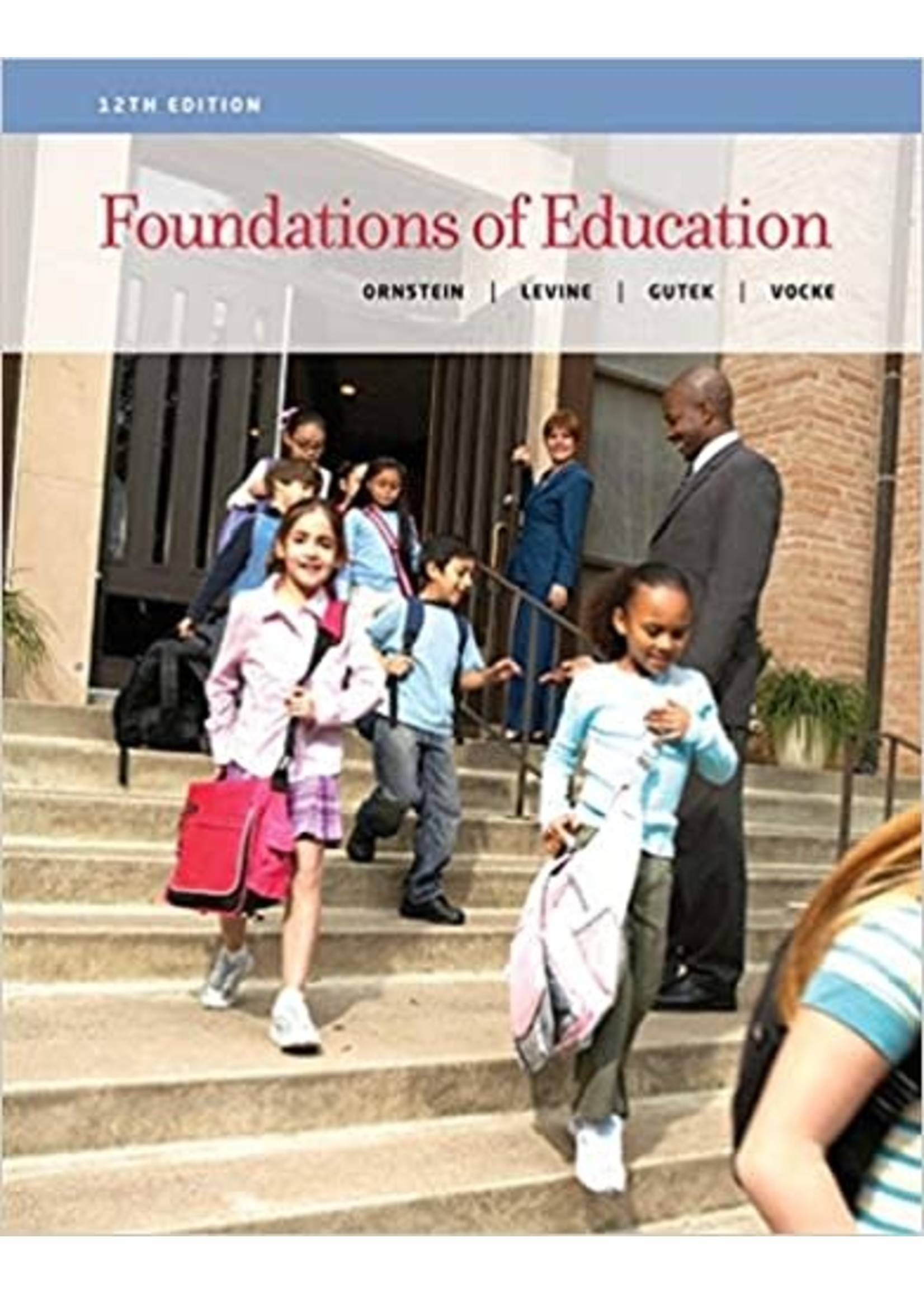 EDF375 FOUNDATIONS OF EDUCATION