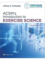 EXNS190 ACSM 'S INTRODUCTION TO EXERCISE SCIENCE