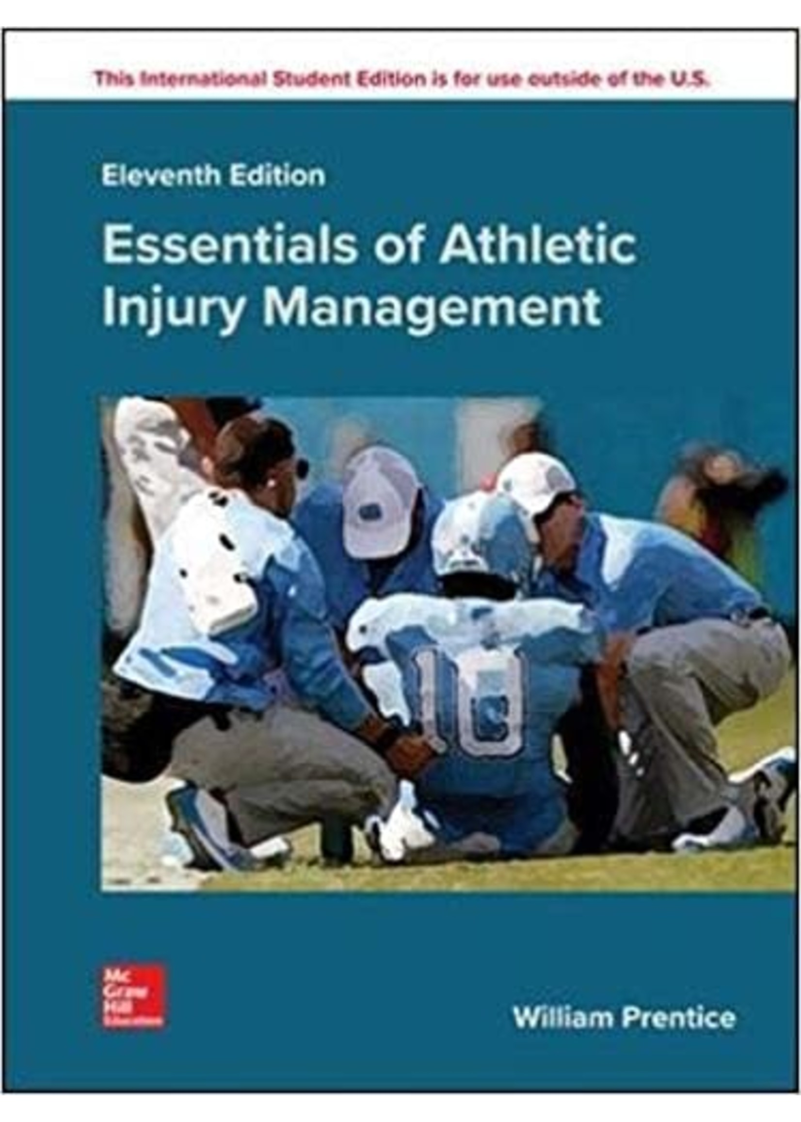 EXNS200 ESSENTIALS OF ATHLETIC INJURY MGMT