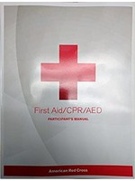 EXNS300  FIRSTAID/CPR/AED PARTICIPANTS MANUAL