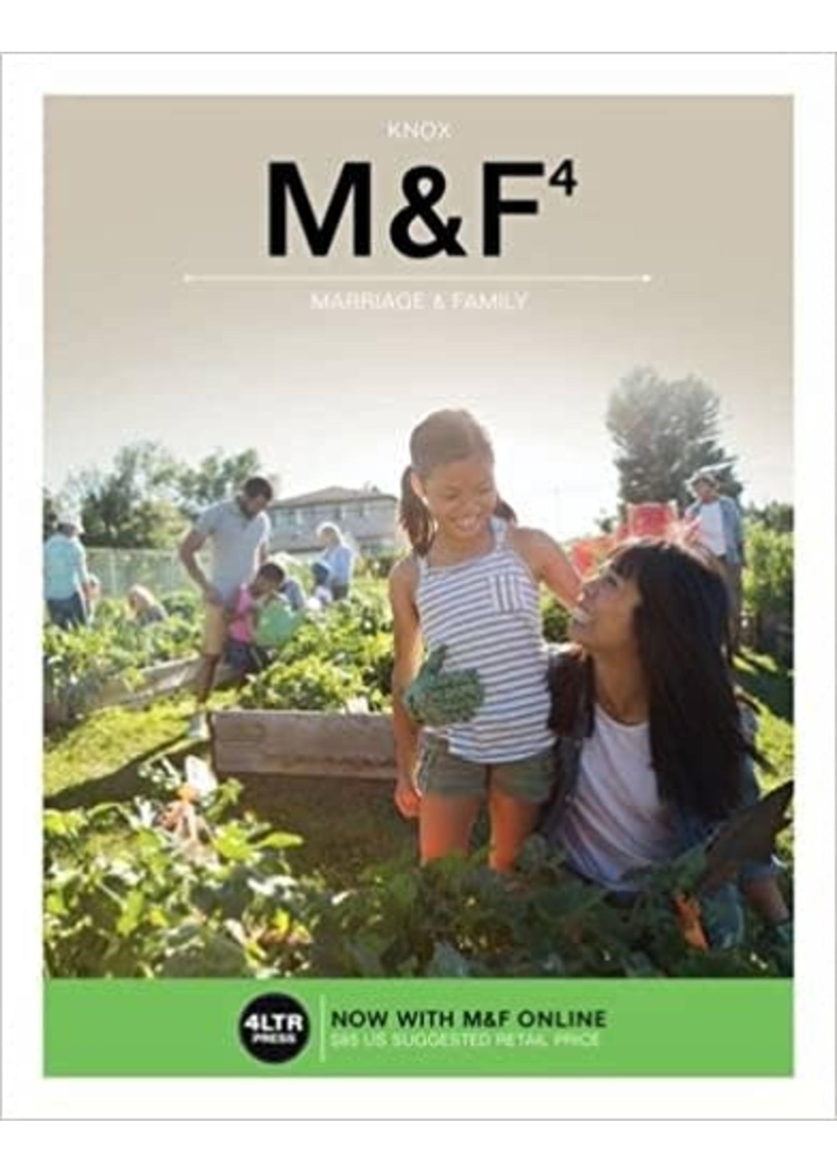 FCS402/502 M&F 4 TEXT BOOK