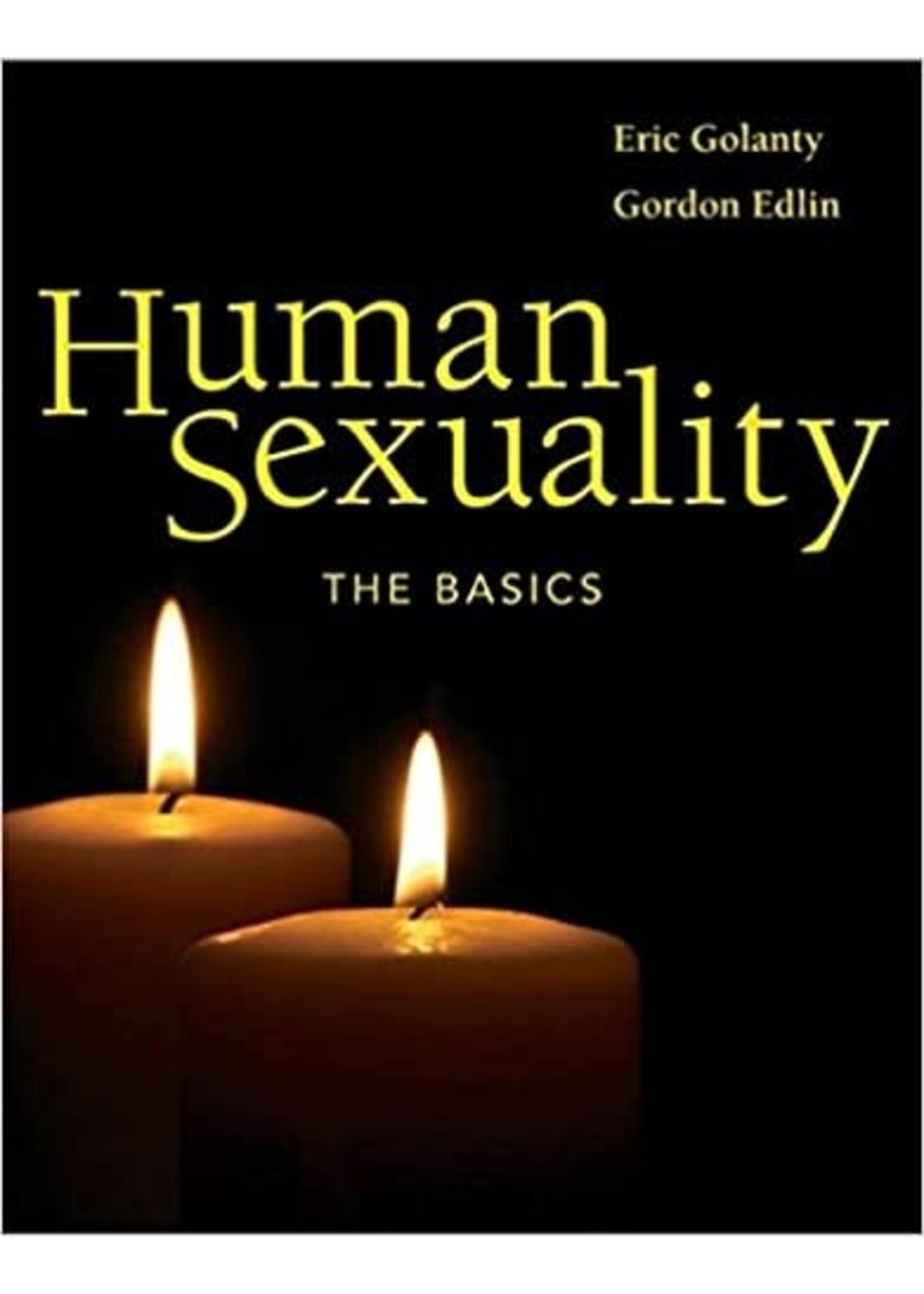 FCS407 HUMAN SEXUALITY: THE BASICS