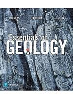 GEOL110 ESSENTIALS OF GEOLOGY