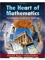 MATH154 HEART OF MATHEMATICS (RENTAL)