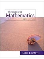 MATH160 NATURE OF MATHEMATICS (RENTAL)