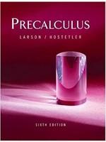 MATH150 PRECALCULUS (RENTAL)