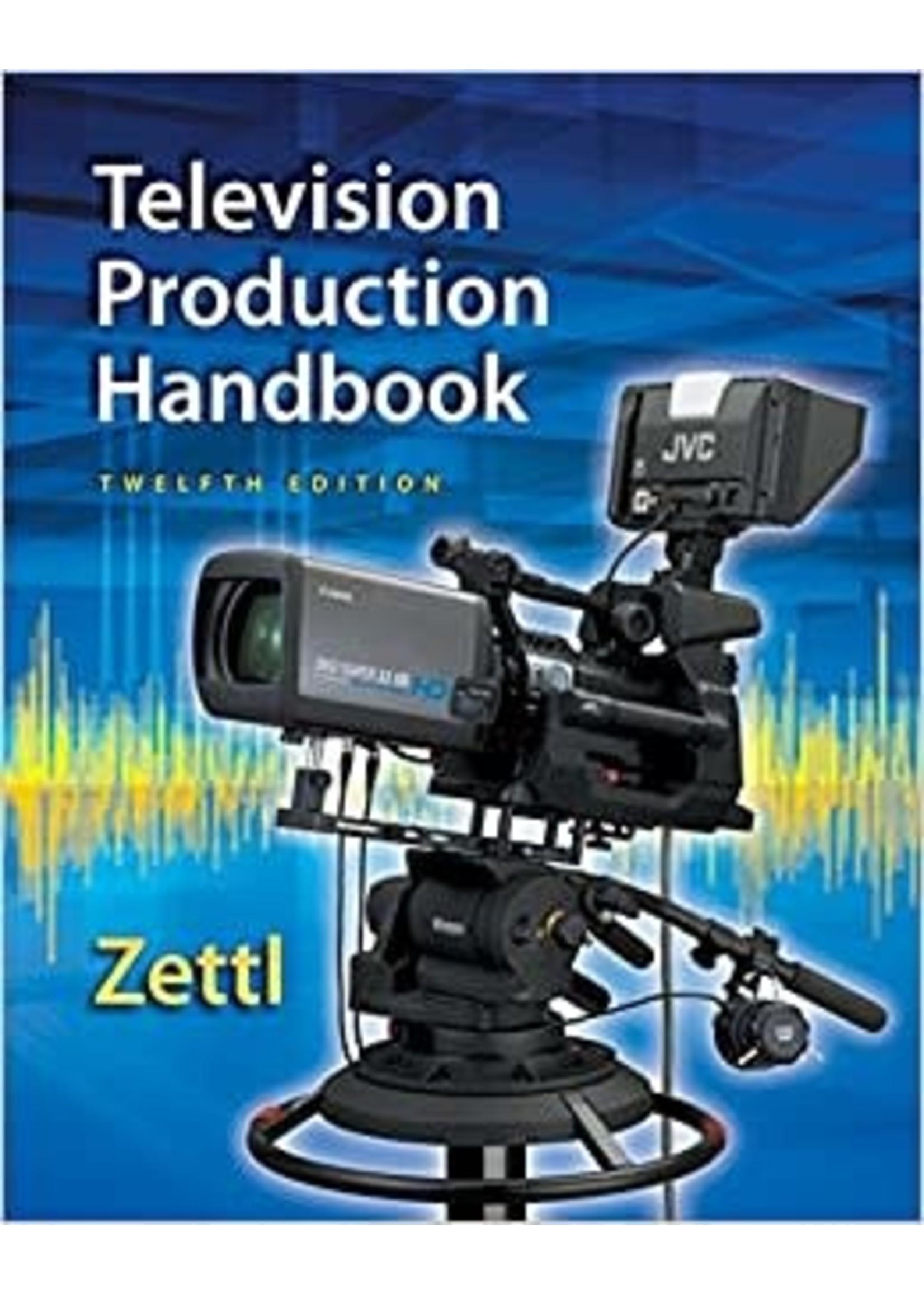 MC215 TELEVIOIOON PRODUCTION HANDBOOK(RENTAL)