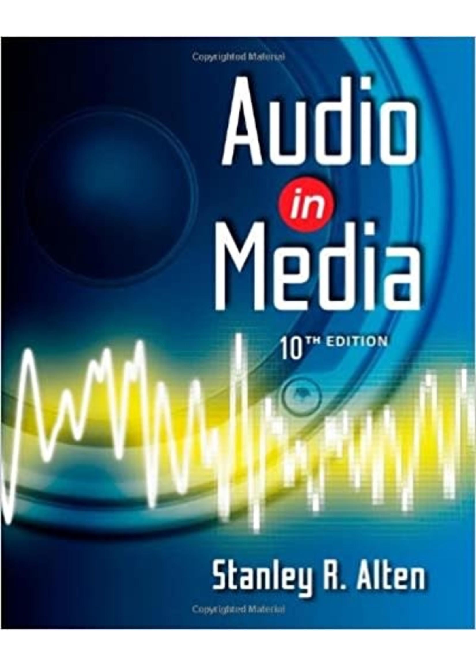 MC412 AUDIO IN MEDIA