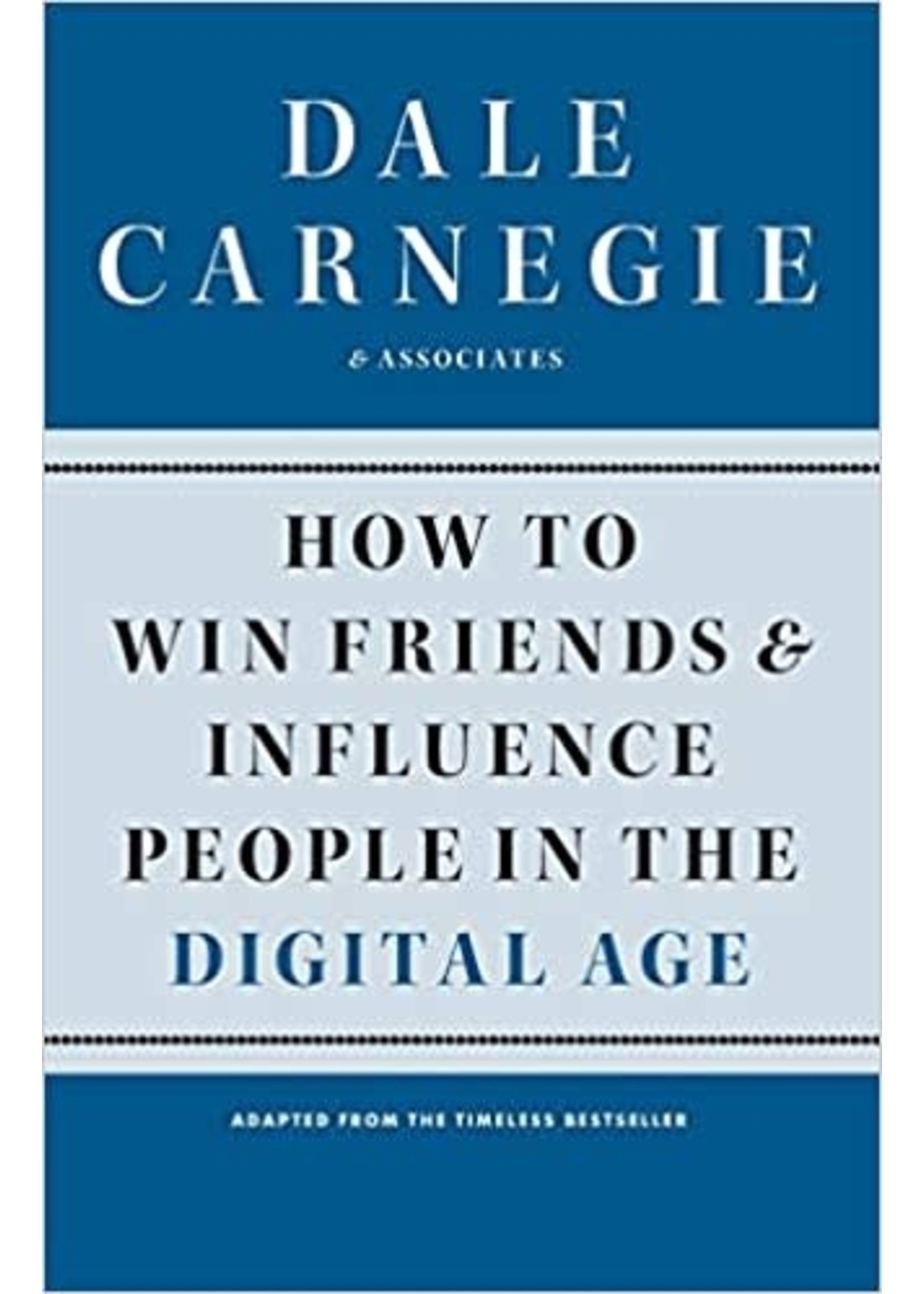 MG464 HOW TO WIN FRIENDS AND INFLUENCE PEOPLE(RENTAL)