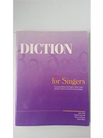 MUS133 DICTION FOR SINGERS(RENTAL(