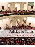 POS250 POLITICS IN STATES(RENTAL)