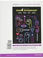PSYC321 COCIAL PSYCHOLOGY HARD BACK(RENTAL 19.75
