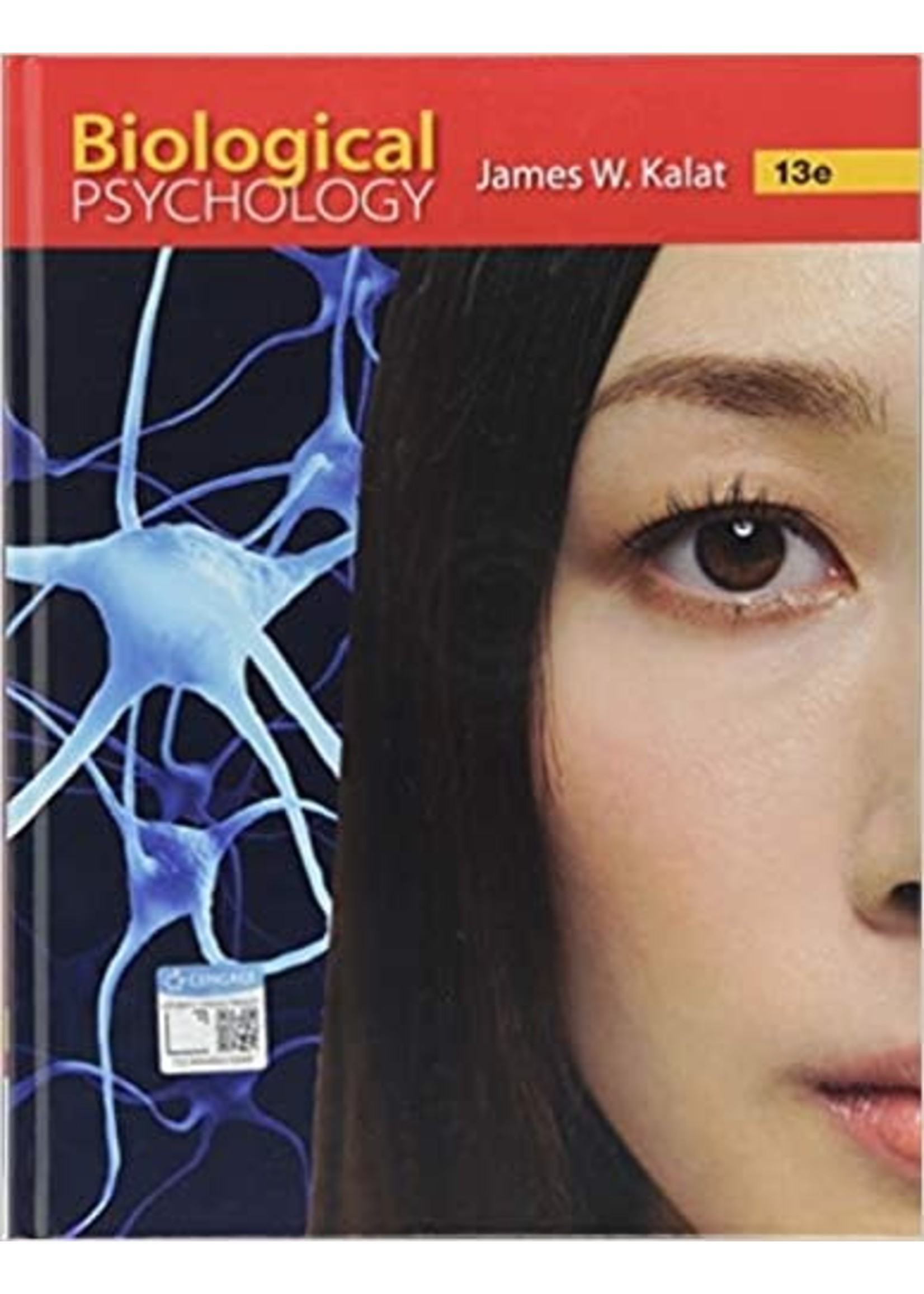PSYC425 BILOGICAL PSYCHOLOGY (RENTAL)