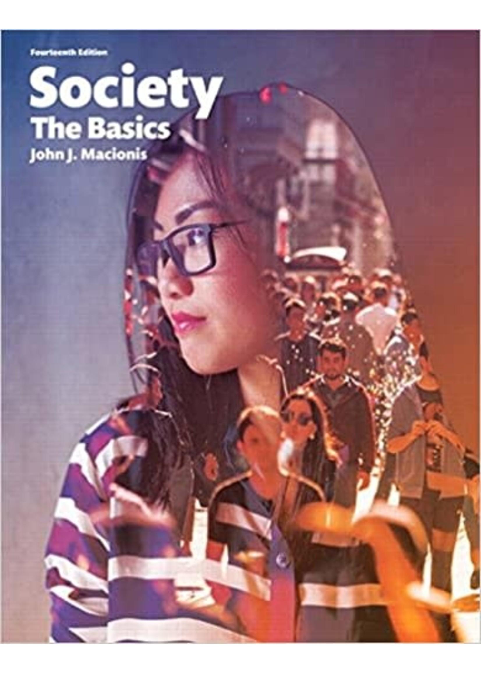 SOC101 SOCIETY: BASICS (RENTAL)