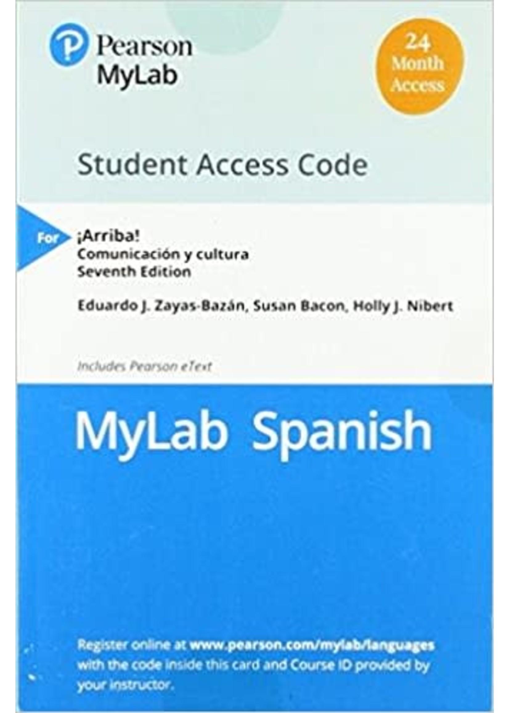 SPN101/102 MY SPANISH LAB (MULTI SEMESTERS)