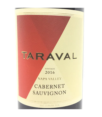 Taraval Cabernet Sauvignon  2016 Napa Taraval Cabernet Sauvignon  2016 Napa