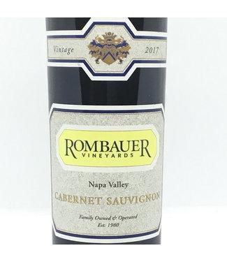 Rombauer Cabernet Sauv '17 Rombauer Cabernet Sauvignon  '17 Napa