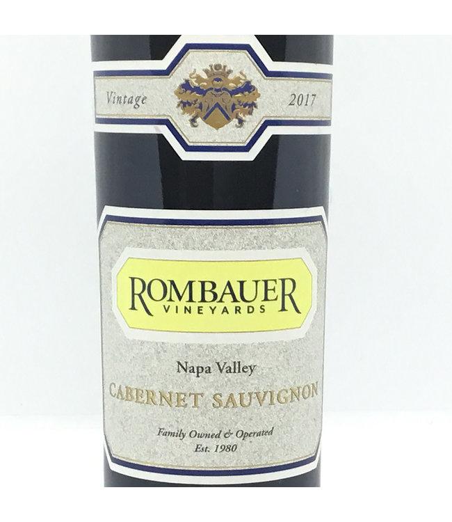 Rombauer Cabernet Sauvignon  '17 Napa