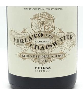 Terlato & Chaputier Shiraz 2016 Australia Terlato & Chaputier Shiraz 2016 Australia