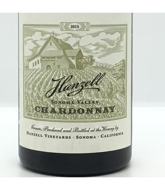 Hanzell Chardonnay  '15 Hanzell Chardonnay  '16 Sonoma
