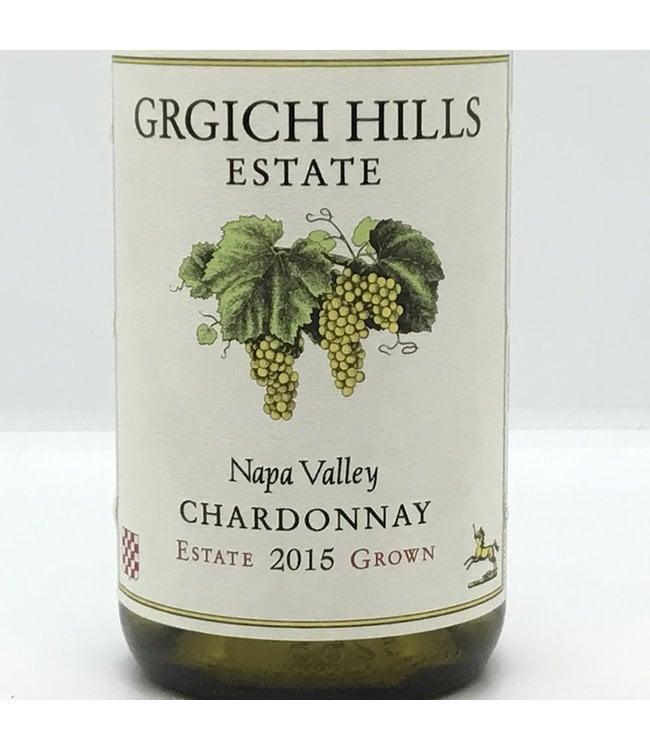 Grgich Hills Chardonnay '15 Napa