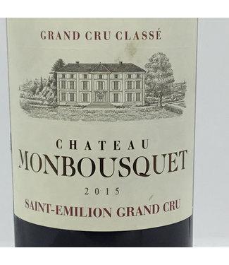 Cht. Monbousquet '15 Château Monbousquet 2015 Saint-Emilion Grand Cru
