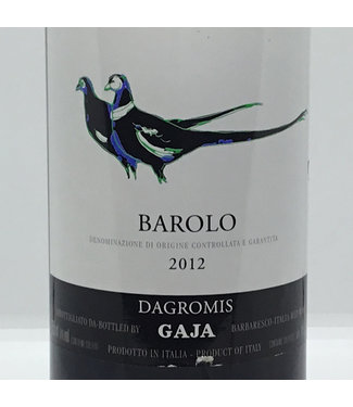 "Gaja ""Dagromis"" Barolo '12 Gaja ""Dagromis"" Barolo '12"