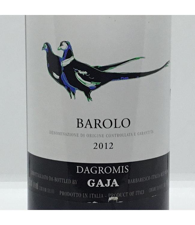 """Gaja """"Dagromis"""" Barolo '12"""