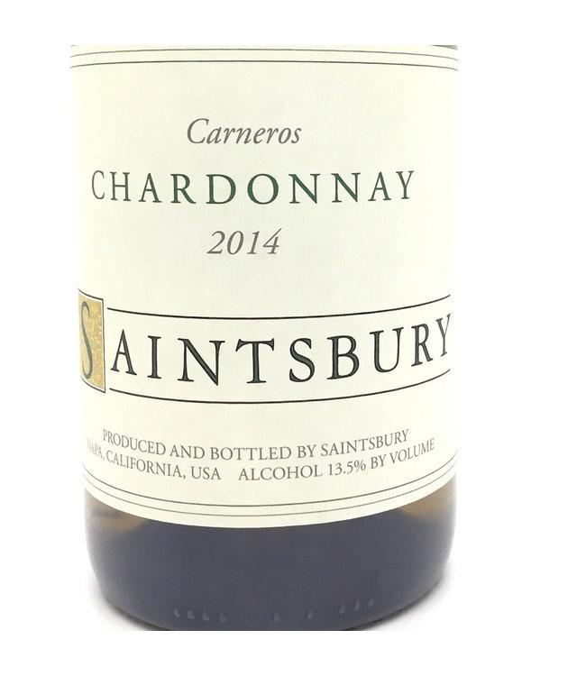 Saintsbury Chardonnay '14 Carneros