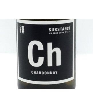 Substance Chardonnay 2019 Washington Substance Chardonnay 2019 Washington
