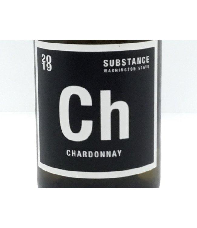 Substance Chardonnay 2019 Washington