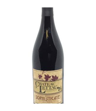 """Cht Lettau """" sophisticate"""" '12 Château Lettau """"Sophisticate"""" 2012 Paso Robles"""