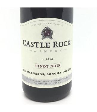 Castle Rock Pinot Noir '14 Castle Rock Pinot Noir 2014 Carneros