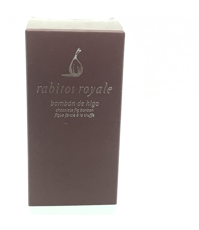 Rabitos Royale bombòn de higo 3 pack
