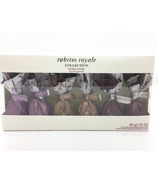 Rabitos Royale Collection  bombòn de higo 6 pack Rabitos Royale Collection  bombòn de higo 6 pack