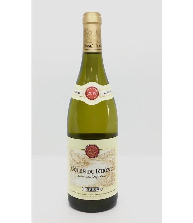 E. Guigal Côtes du Rhône Blanc 2018 France