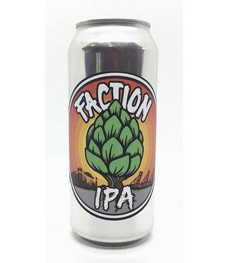 Faction IPA Faction IPA