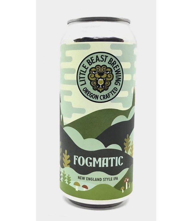 "Little Beast Brewing ""Fogmatic"""
