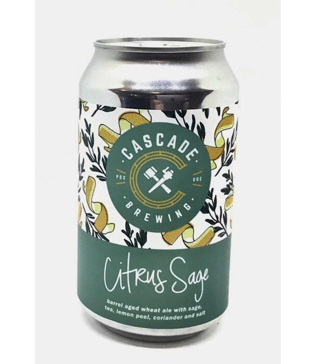 "Cascade Brewing ""Citrus Sage"""