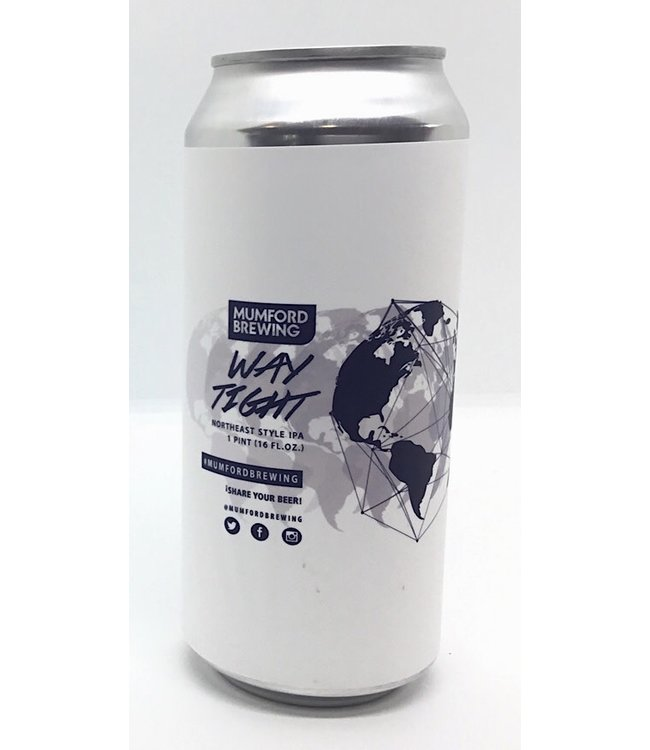 "Mumford Brewing""Way Tight"""