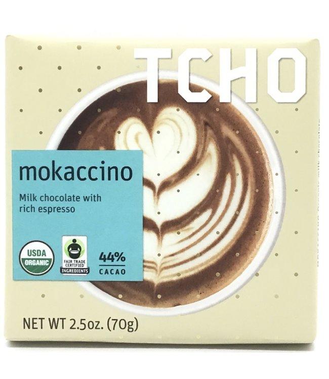 Tcho Mokaccino Bar 2.5oz