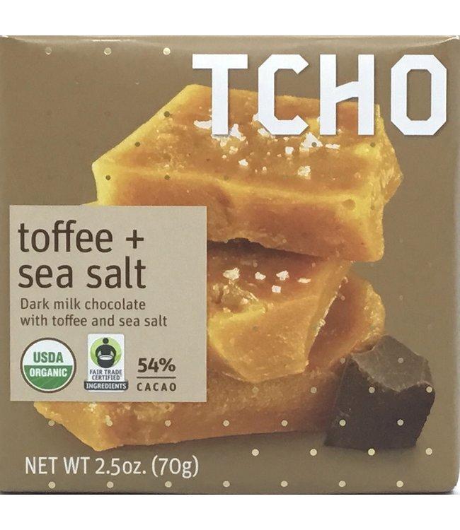 Tcho Toffee + Salt Bar 2.5oz