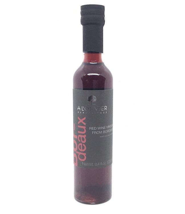 A L'olivier Bordeaux  Red Wine Vinegar 8.4 oz
