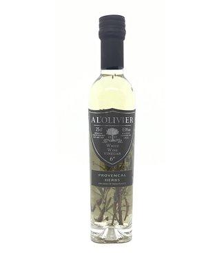 A L'olivier Provencal Herbs  White Wine Vinegar 8.3 oz A L'olivier Provencal Herbs  White Wine Vinegar 8.3 oz