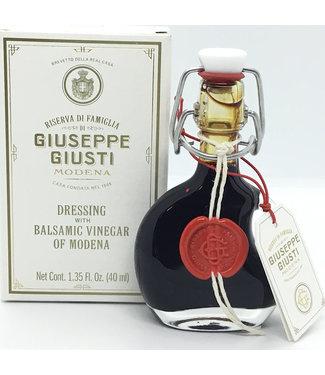 """Giuseppe Giusti """"Reserva"""" Balsamic Vinegar Modena 1.35 oz Giuseppe Giusti """"Reserva"""" Balsamic Vinegar Modena 1.35 oz"""
